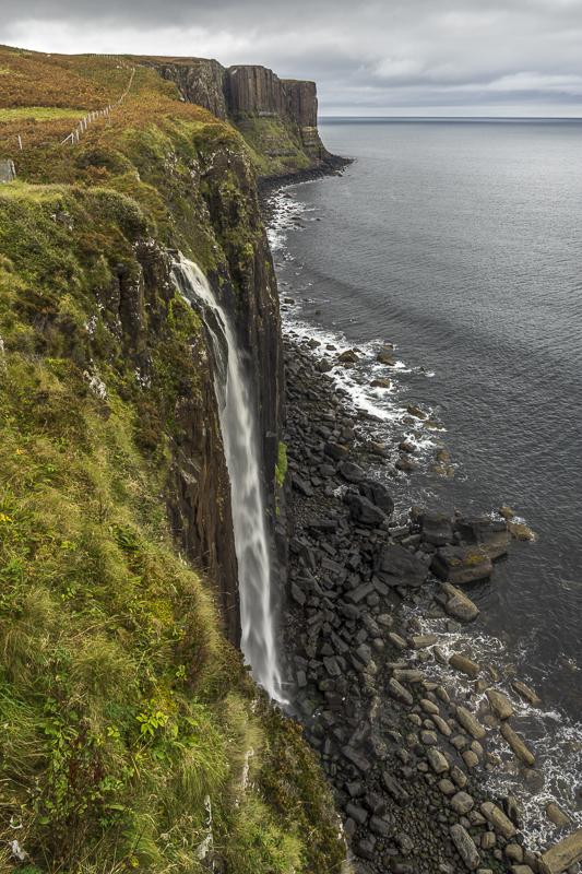 Mealt Falls - Isle of Skye - 2017