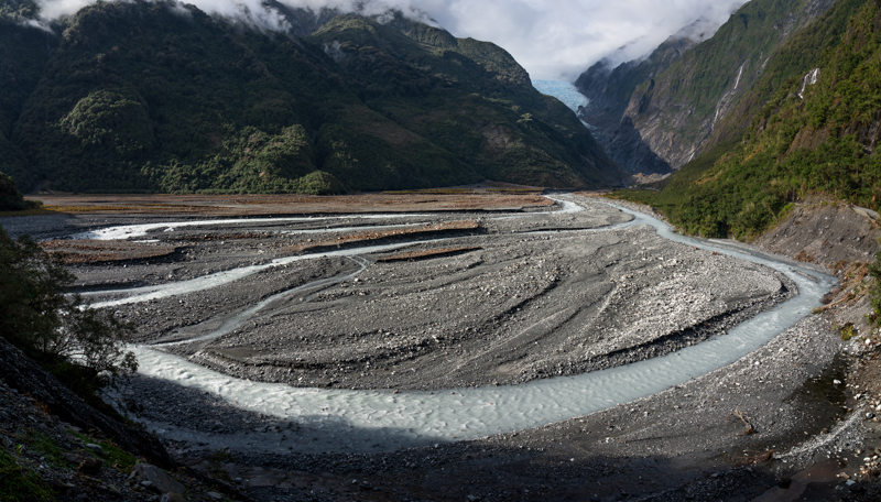Franz Josef Glacier - New Zealand's South Island - 2018