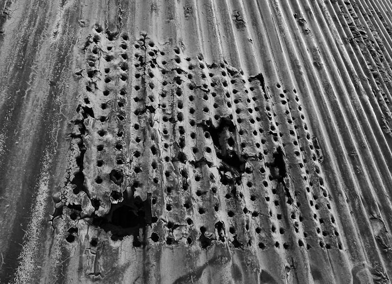 Corrugated Matrix - Worcester Birmingham Canal