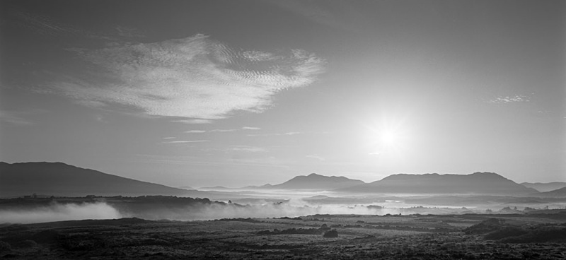 1229 - Misty Sunrise 1 - Images from Ireland