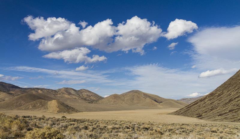 Death Valley Cloud - 03 - Away Skies