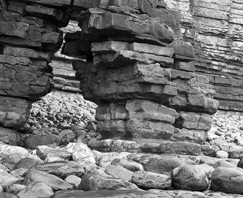 2300 - Nash Point Door - Glamorgan Coast