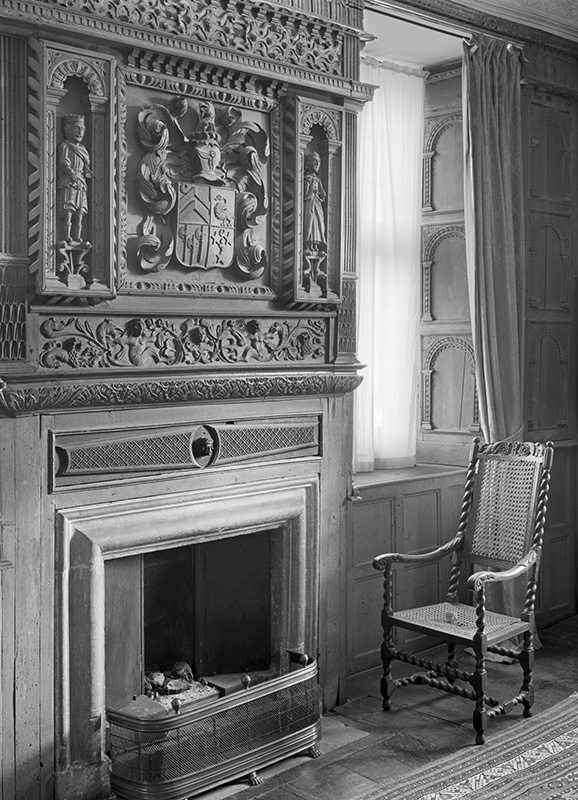 2332 - Chastleton House - Fettiplace Room - Chastleton House - National Trust