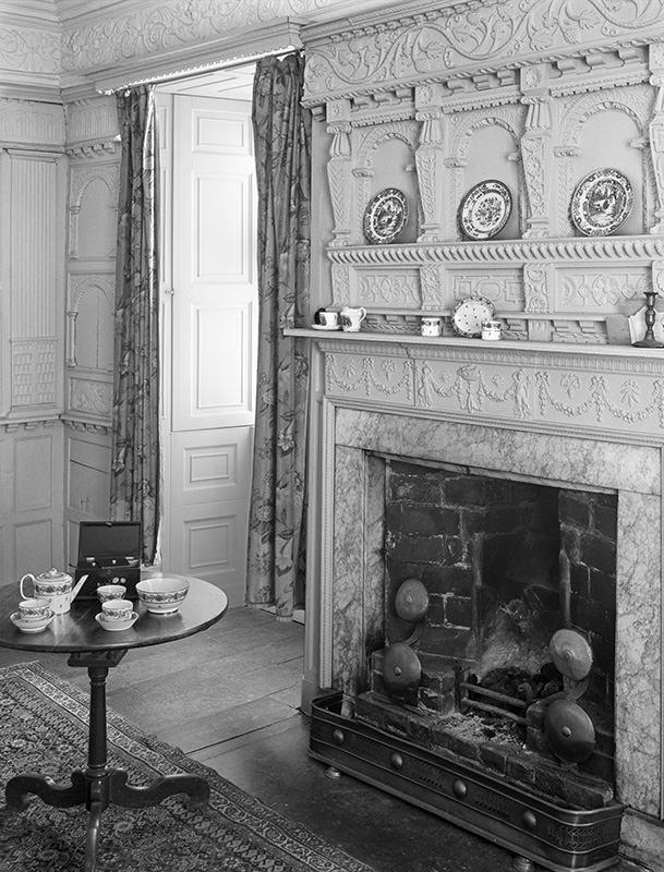 2311 - Chastleton House - White Room - Chastleton House - National Trust