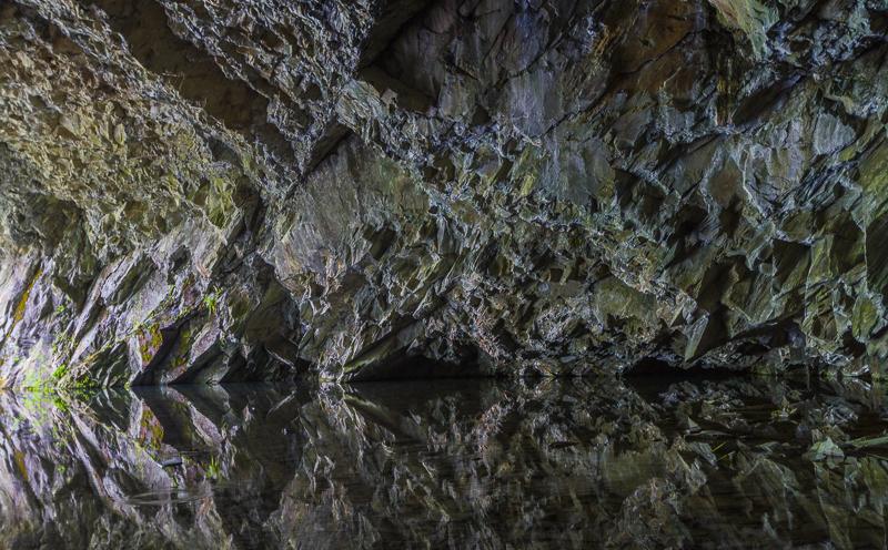 Rydal Water Slate Mine - 2 - English Lake District