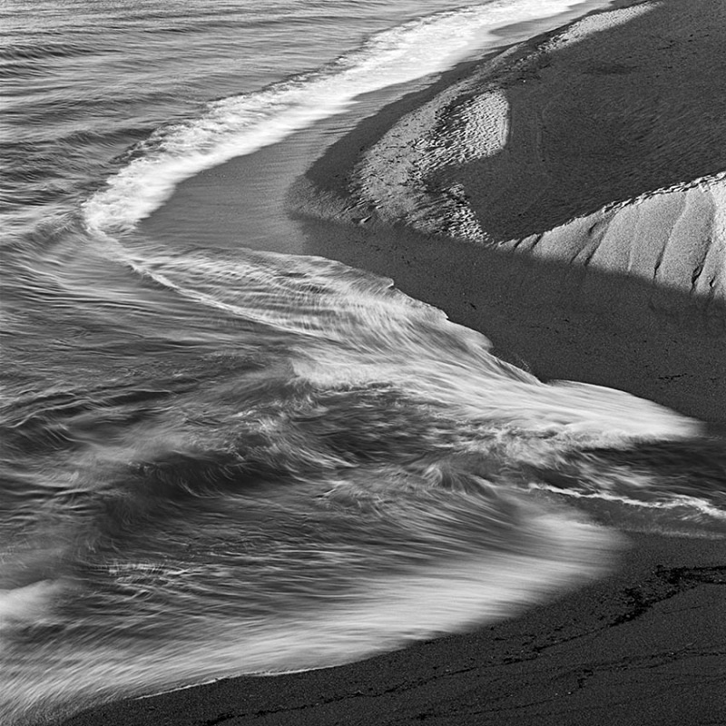 1842 - Bride Estuary Waves - Images from England