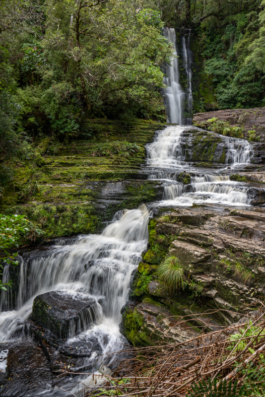 McLean Falls - The Catlins - New Zealand's South Island - 2018