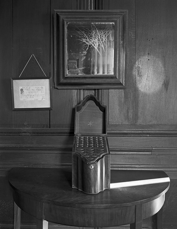 2395 - Chastleton House - Parlour - Chastleton House - National Trust