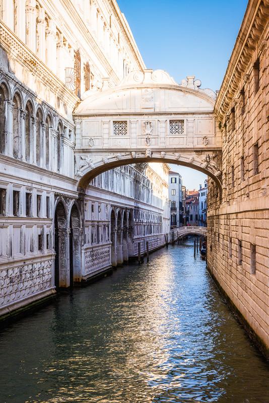 VENICE BRIDGE OF SIGHS - Venice