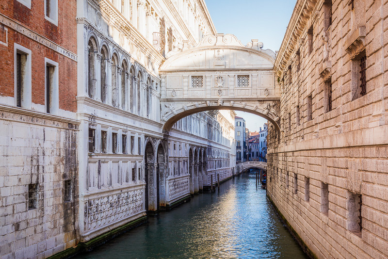 VENICE BRIDGE OF SIGHS 2 - Venice