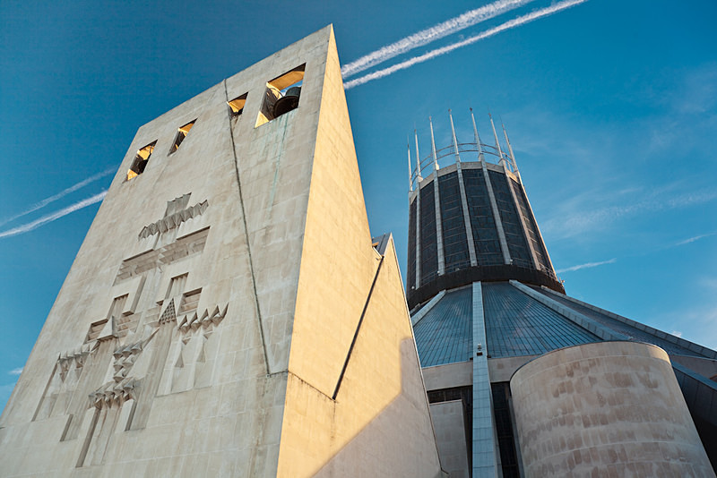 LIVERPOOL CATHOLIC CATHEDRAL - Liverpool