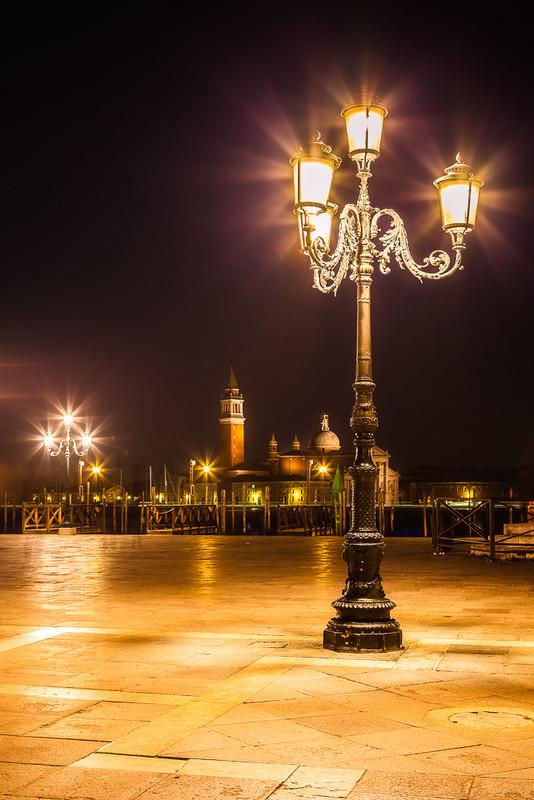 VENICE AT NIGHT - Venice