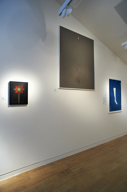 'Peripheral Vision'   Installation at Kaleidoscope Gallery, Sevenoaks - Gallery Views