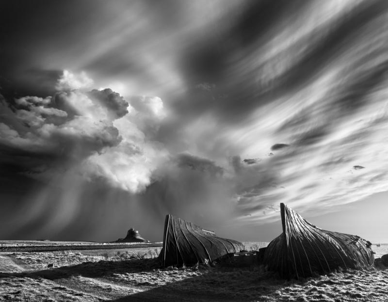Lindisfarne. - Northumberland