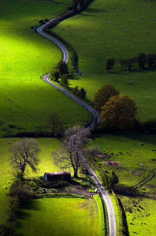 Newlands valley, Lake District. - Awarded and Published