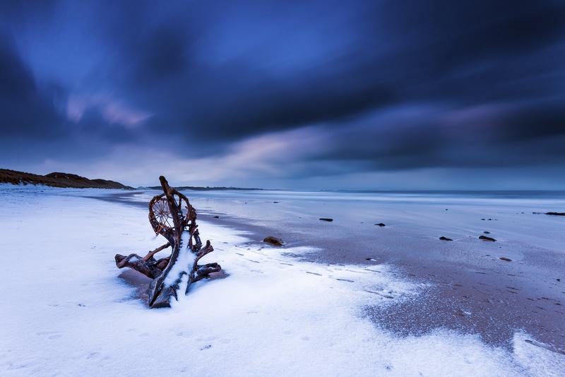 Embleton beach Northumberland - Northumberland