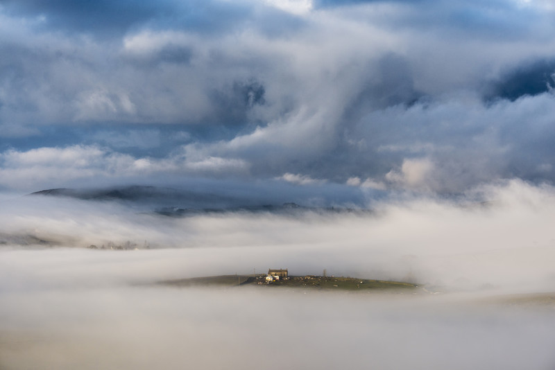 Farm in the Clouds - Peak District & surrounding area