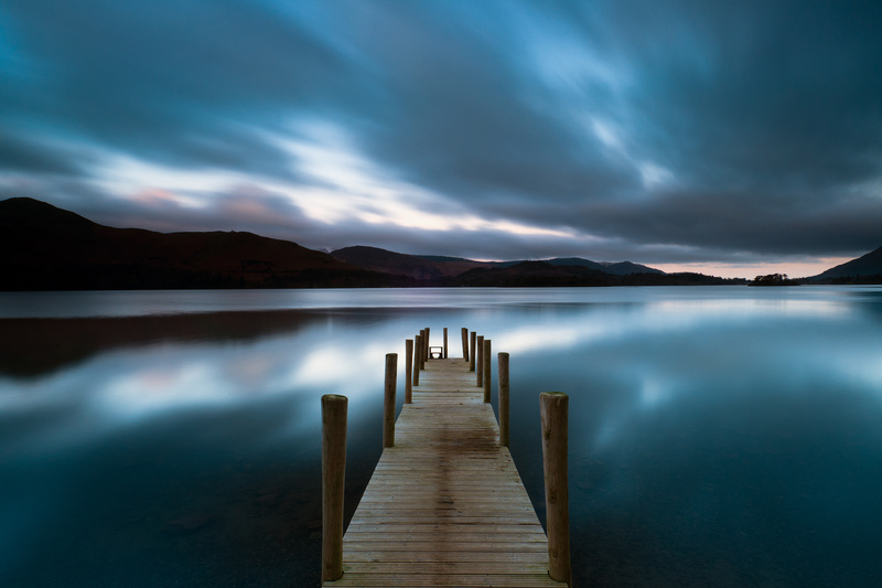 Derwent water dawn - Lake District & Cumbria