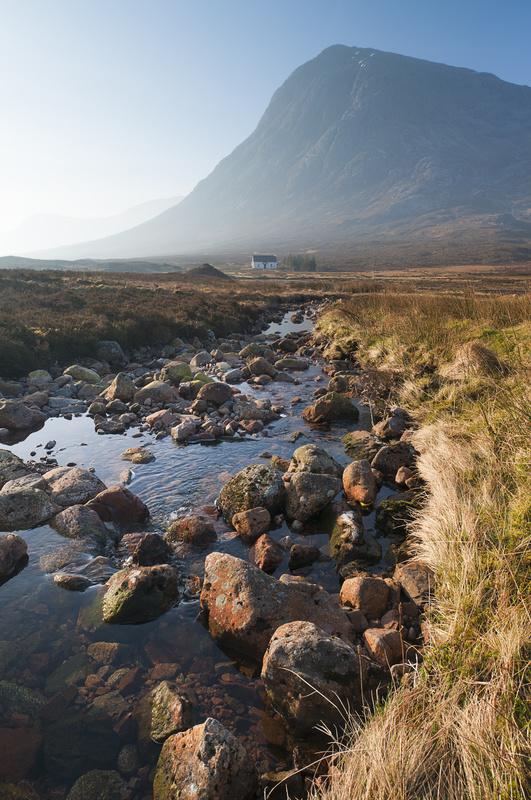 Stob Dearg. Scotland. - Scotland