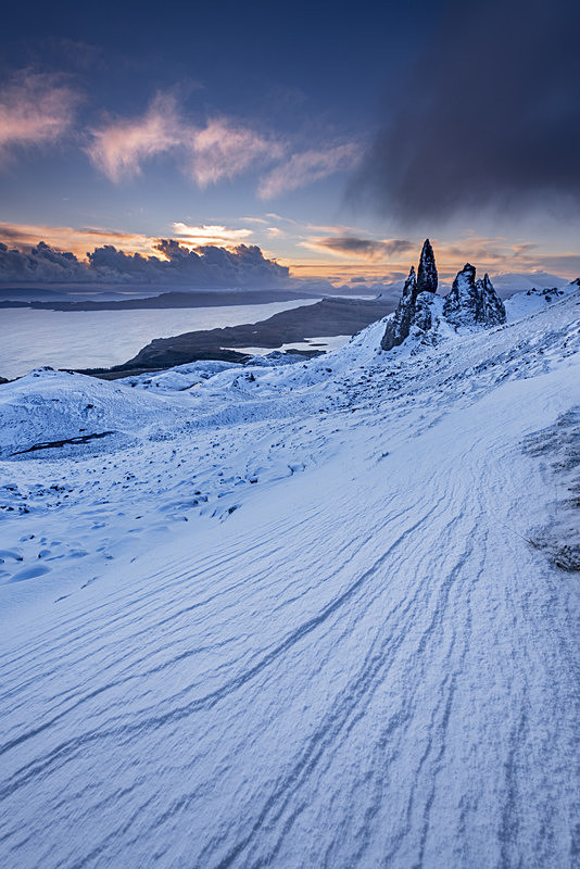 Old Man of Storr dawn - Scotland