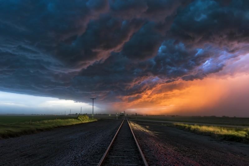 Nebraska storms - Weather photography