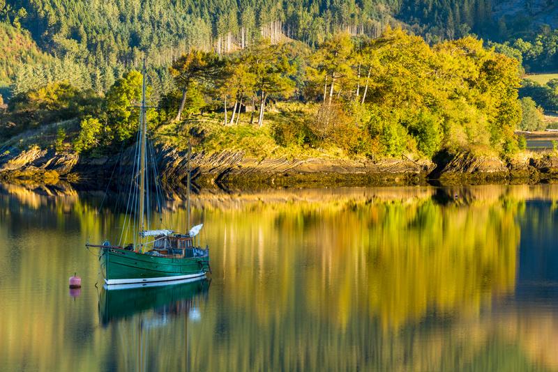 Loch Leven, Glencoe, Scotland. - Scotland