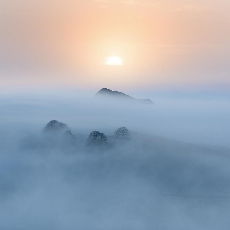Pastel sunrise - Peak District & surrounding area