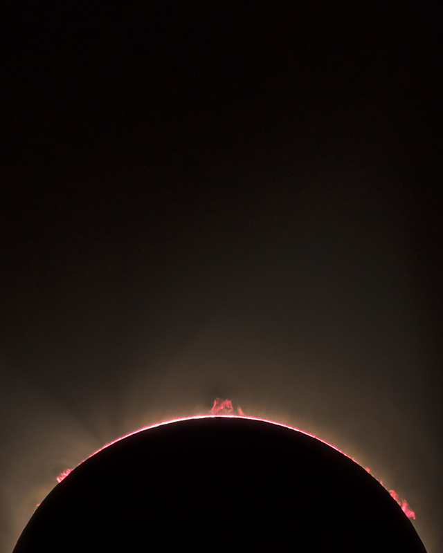 Total Eclipse Plasma - North America