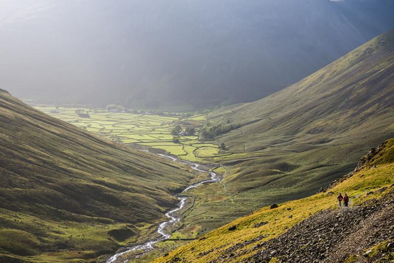 Burnthwaite view - Lake District & Cumbria