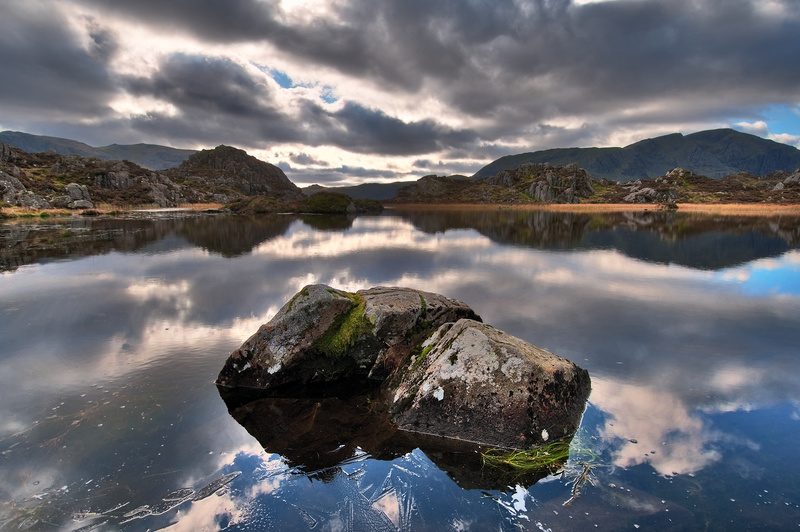 Innominate Tarn, Lake District. - Lake District & Cumbria