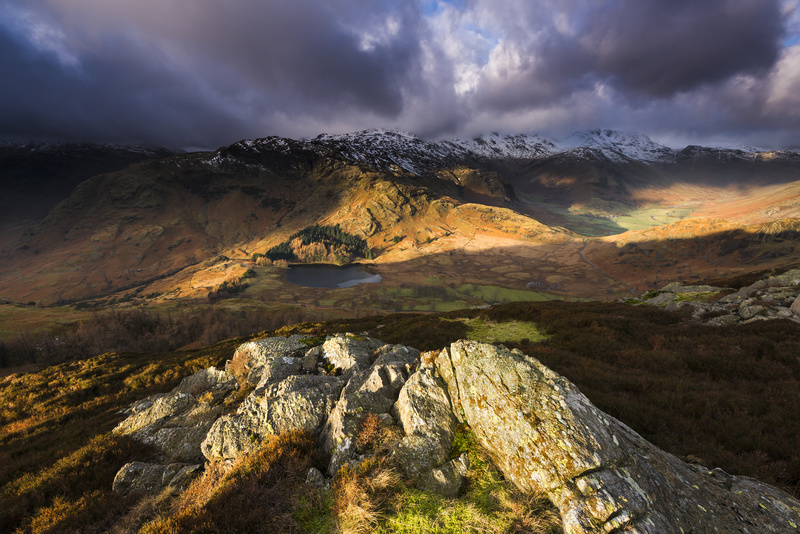 Little Langdales hanging valley - Lake District & Cumbria