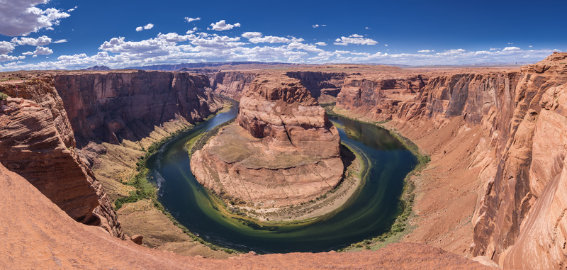 Horseshoe bend, Grand Canyon - North America