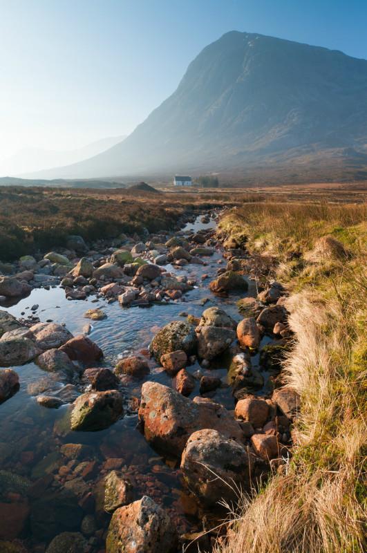 Stob Dearg, Glen Etive, Scotland. - Awarded and Published