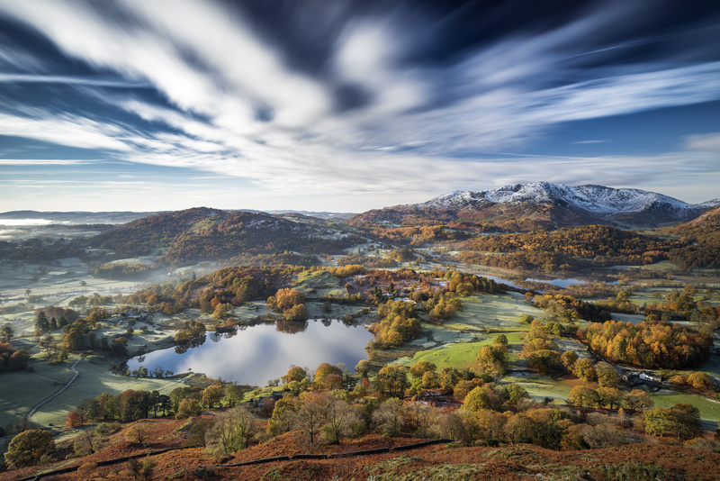 Loughrigg timeless. - Awarded and Published