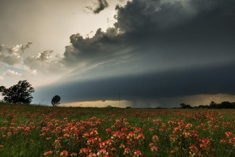 Oklahoma. - Weather photography