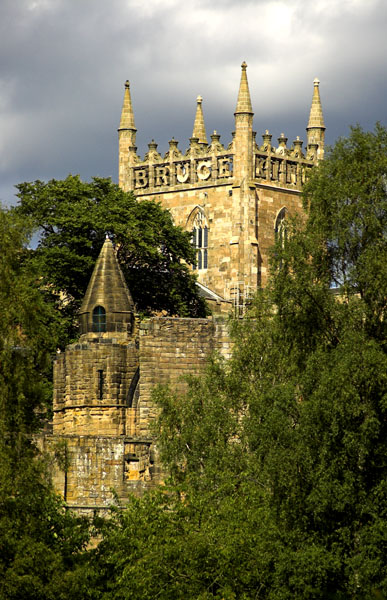 Dunfermline Abbey - Antiquity
