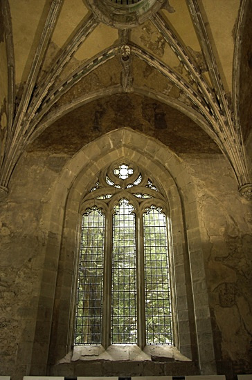 Dunkeld Cathedral, Perthshire - Antiquity
