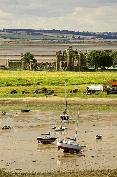 Lindisfarne Monastery - Antiquity