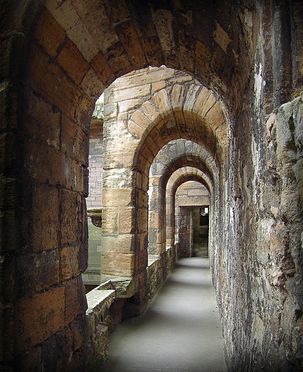 Linlithgow Palace - Antiquity
