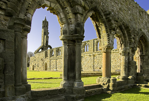 St Andrews Cathedral - Antiquity
