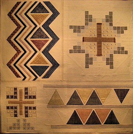 Inca Cloth of Gold - Places