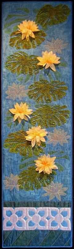 Majorelle Gardens - Waterlilies - Places