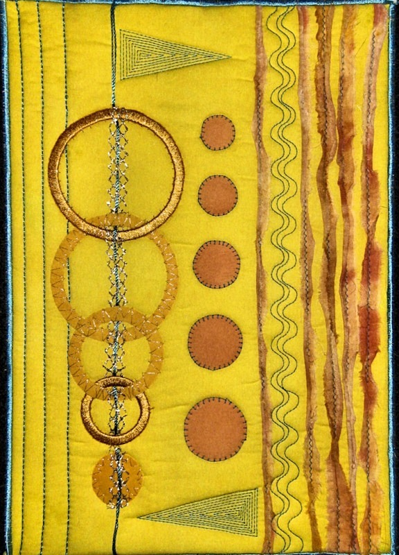 2012 May - Yellow Mix - JOURNAL QUILTS
