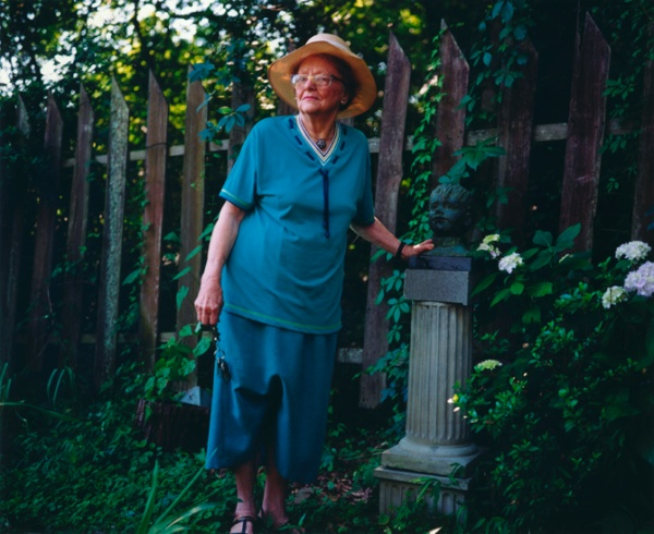 Mrs. Blanche Aldrich, Mississippi, # 2, 1998 - Take Time to Appreciate