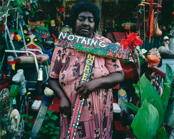 Mrs. L V Hull, Mississippi, #3, 2000 - Take Time to Appreciate