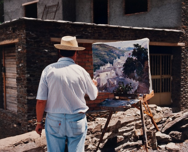The Artist, Spain, 1998 - Britain and Spain