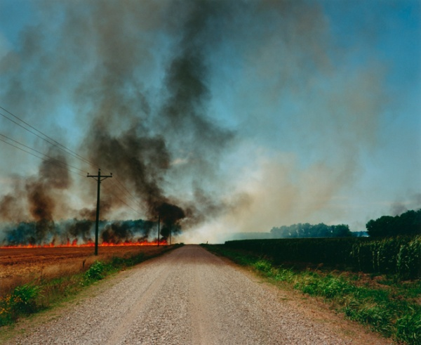 Burning Fields, Mississippi, #1, 1999 - Take Time to Appreciate