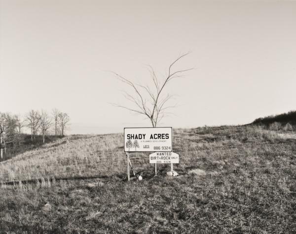Shady Acres, Missouri, 1994 - Landscapes