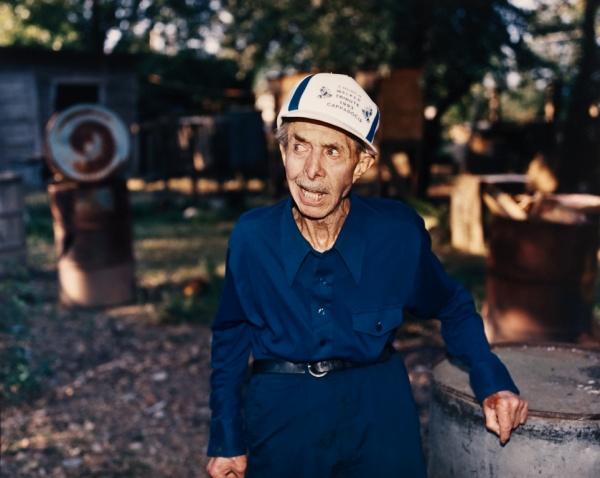 Ralph, Missouri, 1996 - Missouri Portraits