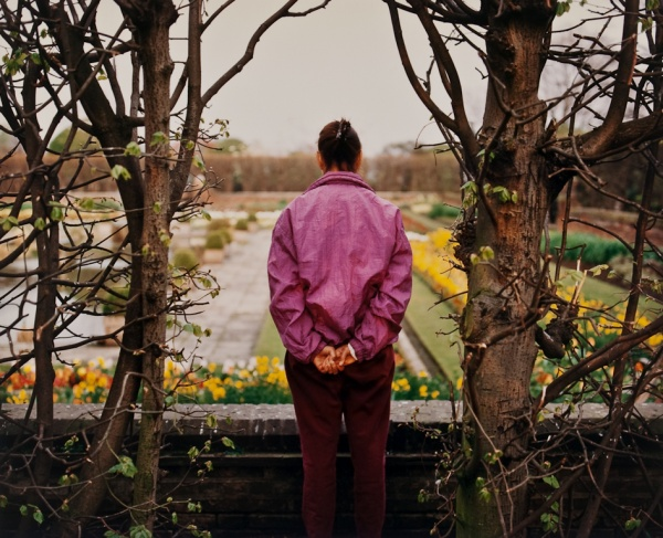 Viewing the Garden, London, 1997 - Britain and Spain